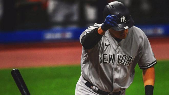Urshela, figura de los Yankees para avanzar
