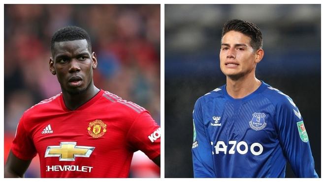 Everton y Manchester United se miden en los cuartos de final de la ...