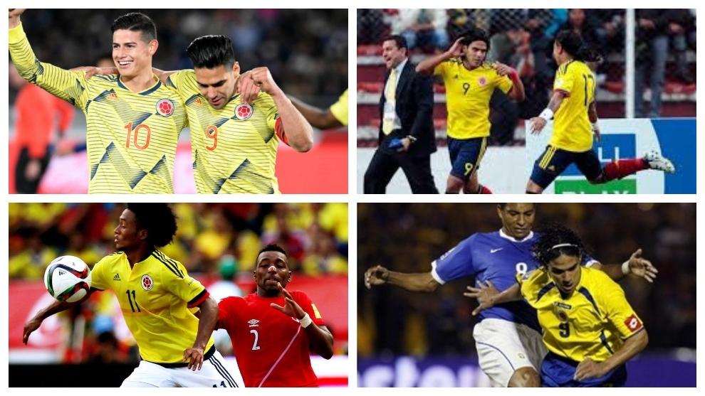 El arranque de Colombia en las últimas Eliminatorias.