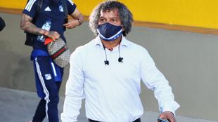 Alberto Gamero, entrenador de Millonarios.