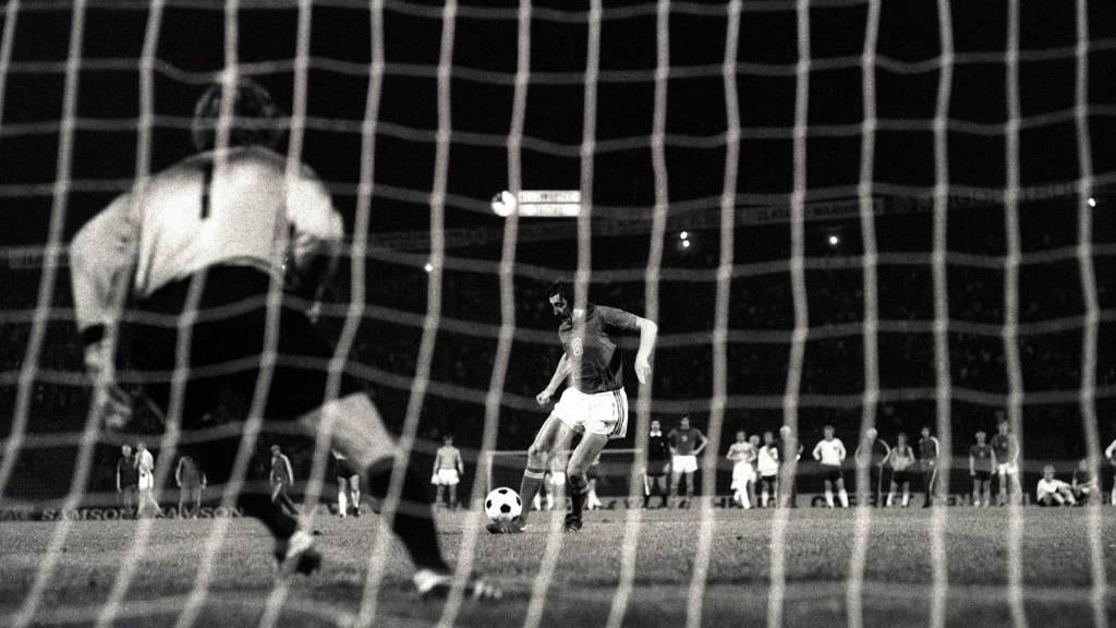 ¿Quién fue el primero en tirar un penalti a lo Panenka?