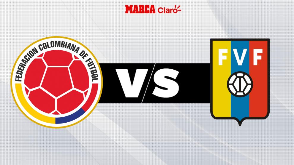 Colombia vs Venezuela en vivo y en directo: Partido de eliminatoria ...