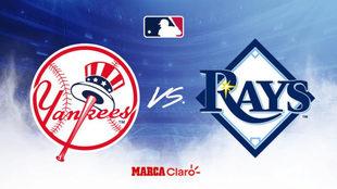 Los Yankees de Urshela se miden en el partido decisivo contra los Rays...