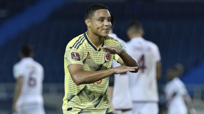 Eliminatorias sudamericanas: Colombia 3-0 Venezuela: Resultado, resumen y  goles del partido de la Eliminatoria Conmebol 2020 | MARCA Claro Colombia