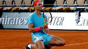 Son 13 veces las que ganó Roland Garros.