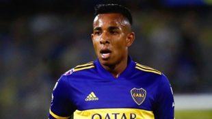 Sebastián Villa quiere volver a jugar.