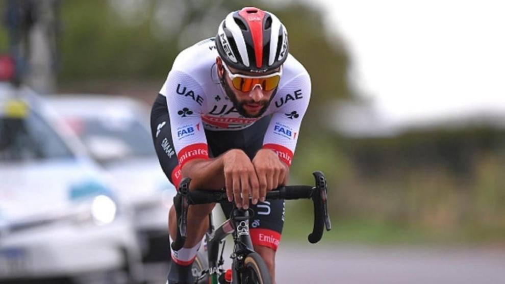 Fernando Gaviria explica cómo fue su caída en la etapa 10