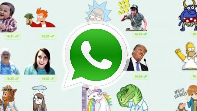 WhatsApp prepara un buscador de stickers, aquí te compartimos los detalles