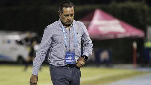Pompilio Páez, asistente técnico de Nacional.