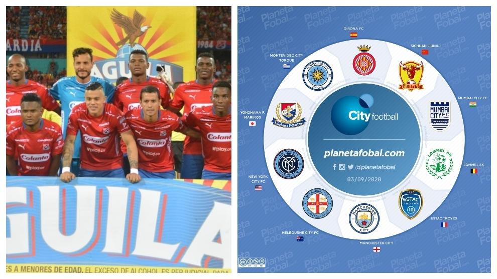 El City Football Group buscaría meterse de lleno en Colombia.