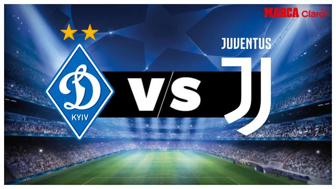 Partidos de la Champions 2020: Juventus vs Dinamo de Kiev