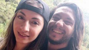 Angela Ferro y Miguel Parra