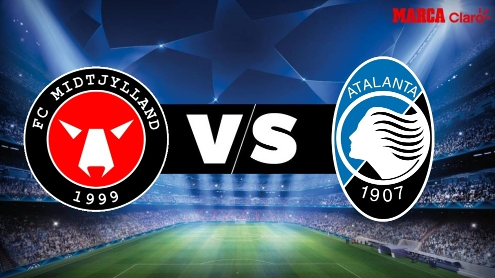 Atalanta vs Midtjylland en vivo