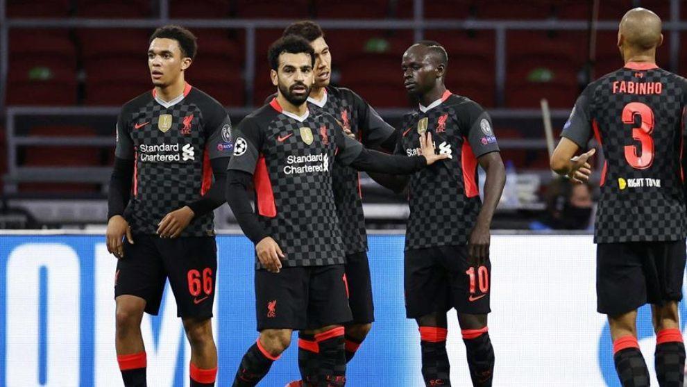 Liverpool conquista Amsterdam con un gol en propia puerta del Ajax