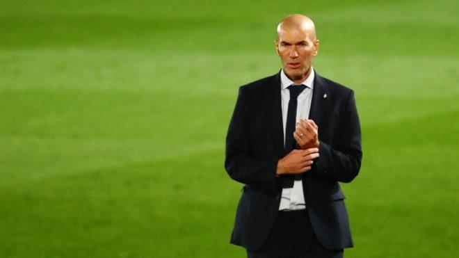 Zidane y sus cinco graves errores en el Real Madrid