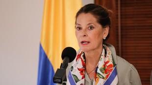 Marta Lucía Ramírez se contagió de Covid-19 antes de un viaje a...