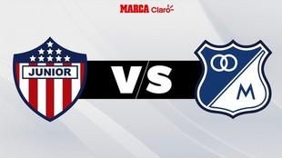Cómo ver el Junior vs Millonarios de hoy 24 de octubre de 2020, en...