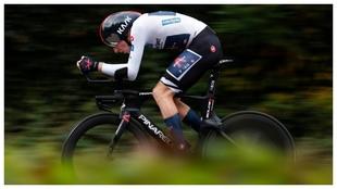 Geoghegan Hart es el nuevo vencedor del Giro de Italia.