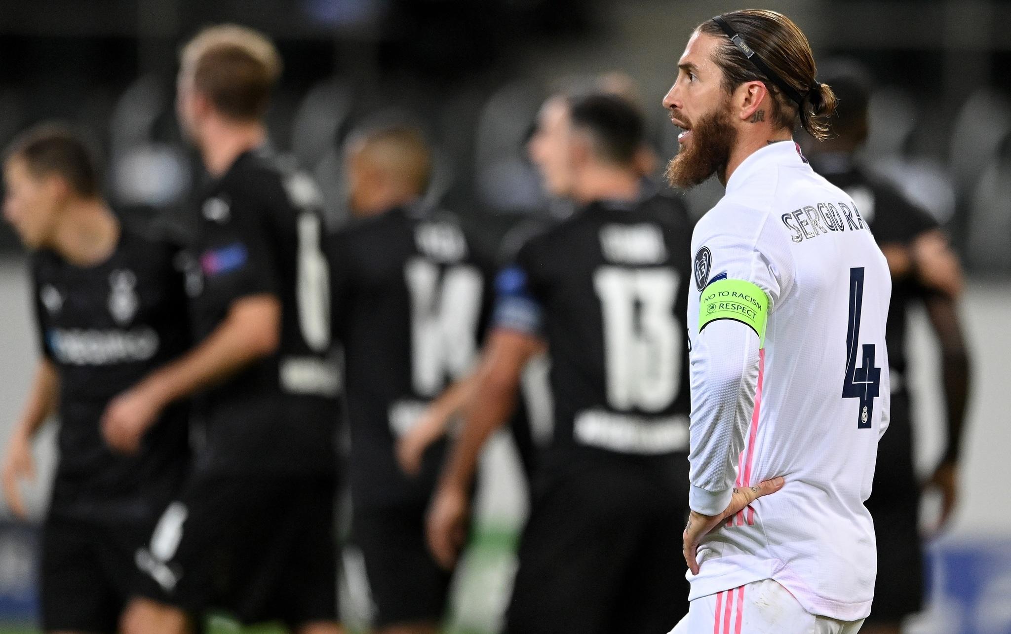 Champions: Borussia Mönchengladbach vs Real Madrid: Resumen, goles y  resultado del partido de la Champions League 2020 | MARCA Claro Colombia