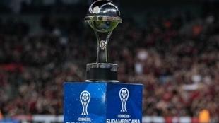 Así se jugará la segunda fase de la Copa Sudamericana.