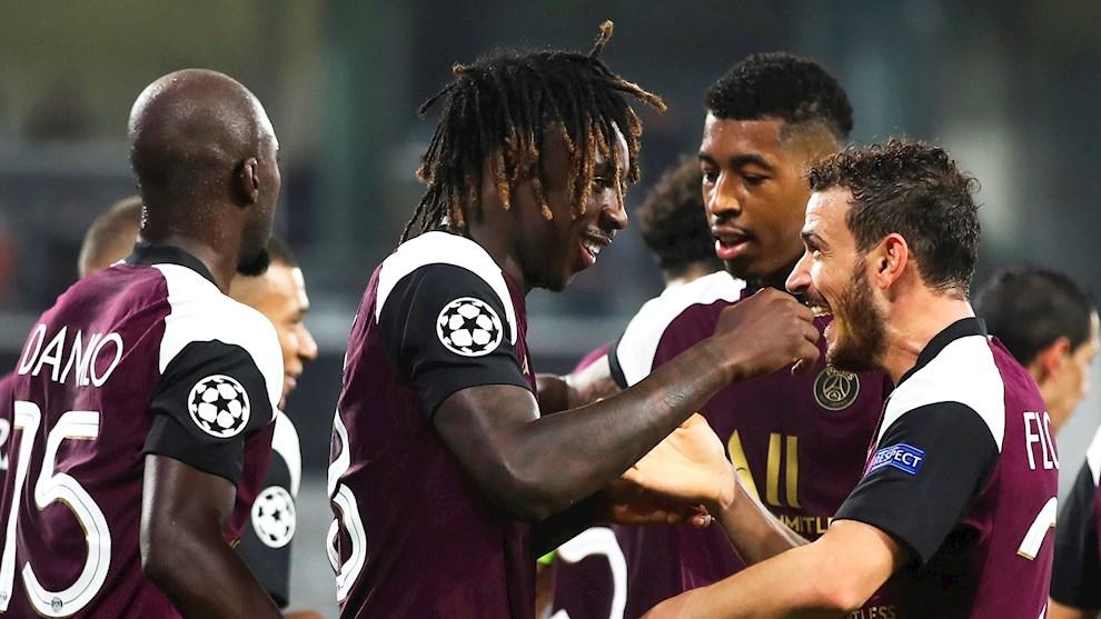 Kean asalta Estambul y le da la primera victoria al PSG en esta ...