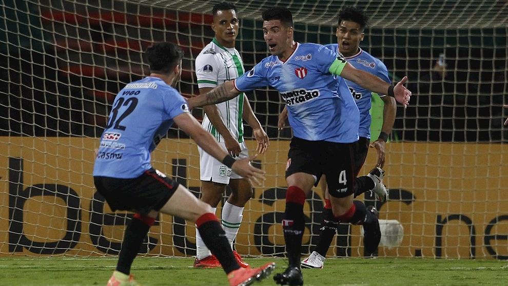 Nacional no pasa del empate ante River Plate de Montevideo