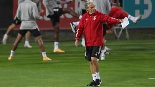 Jorge Jesús, técnico de Benfica, lanza una fuerte crítica a...