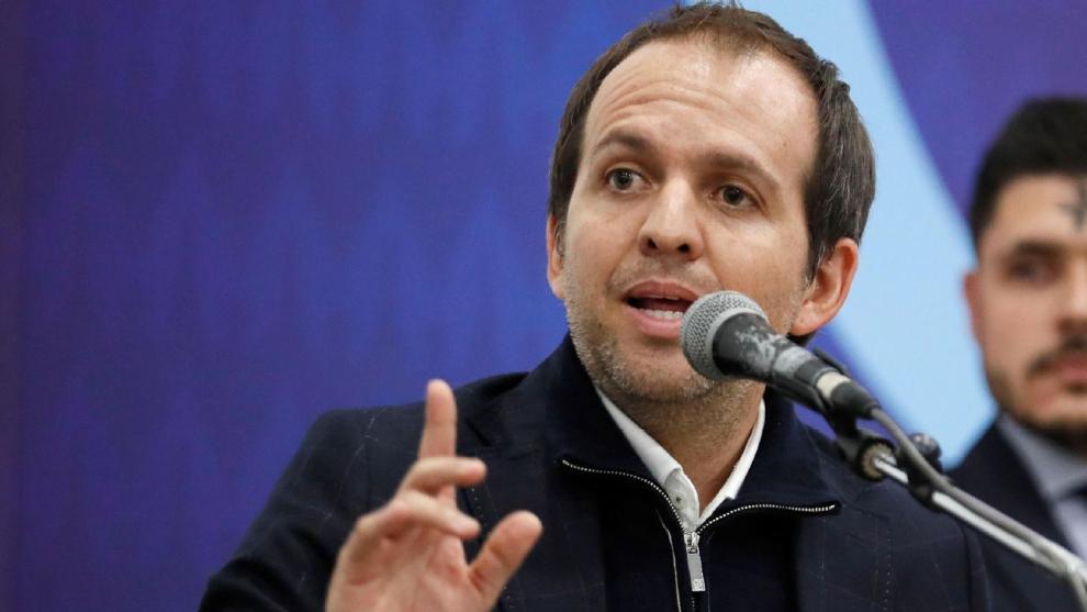 Ernesto Lucena manifiesta que el Cúcuta sigue suspendido