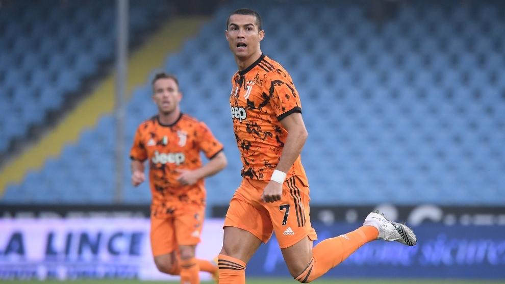 Cristiano Ronaldo resucita a la Juventus