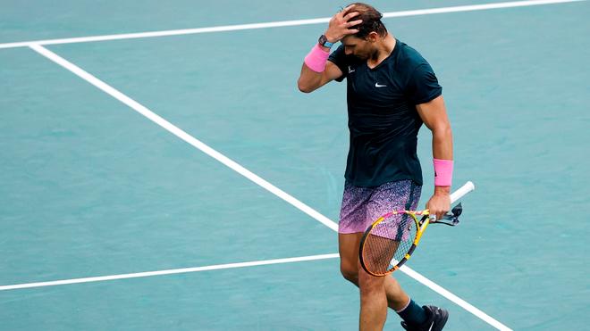 Rafa Nadal sucumbe ante Zverev
