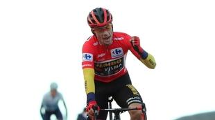 Roglic es el virtual vencedor de la Vuelta a España.