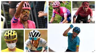 Un año para el olvido para el ciclismo colombiano.