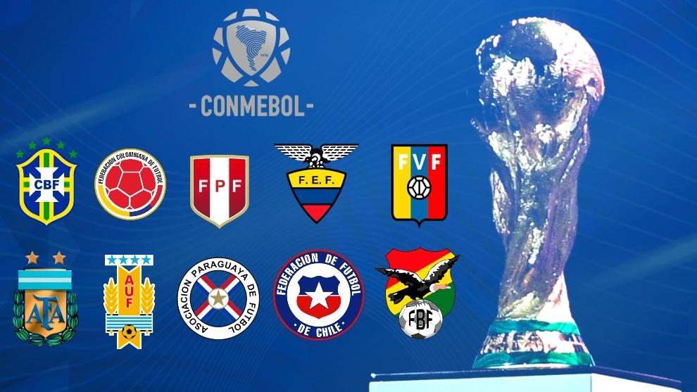Coherente miembro Perenne  Partidos de hoy: Eliminatorias Conmebol jornada 4: fecha, horario y cómo  ver en vivo la transmisión de todos los partidos | MARCA Claro Colombia