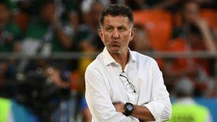 Juan Carlos Osorio, en búsqueda de un nuevo reto.