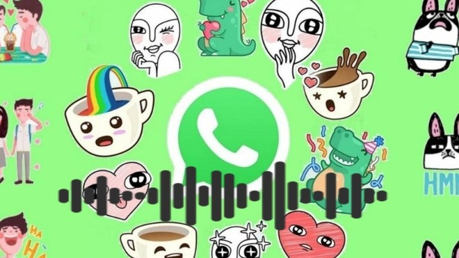 WhatsApp: ¿cómo hacer stickers con audio compartirlos con tus ...