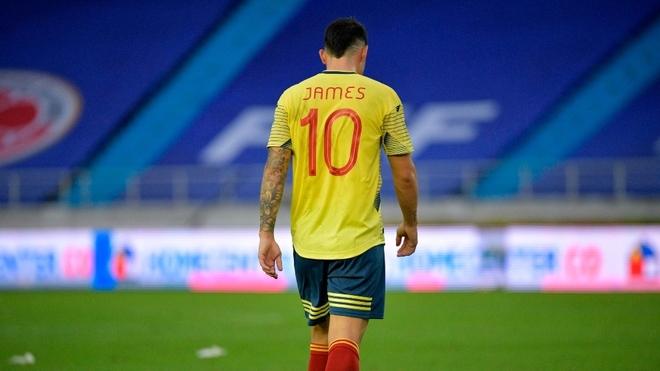 Colombia cae goleada frente a Uruguay en la tercera fecha de...
