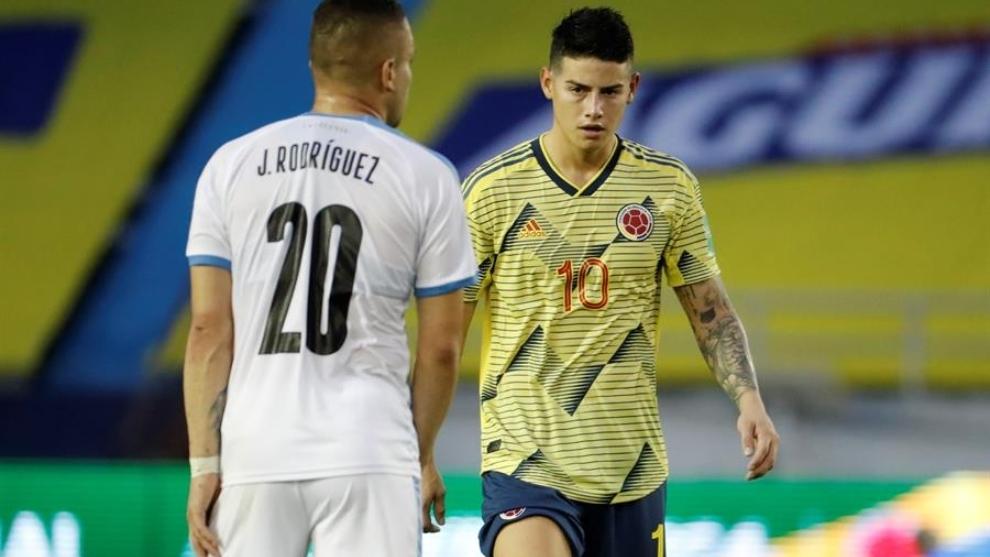 Colombia vs Uruguay: reacciones del partido de la fecha 3 de la ...