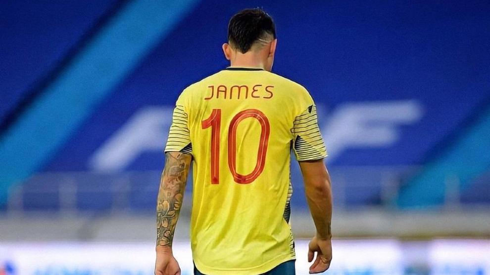 James asegura que el cuerpo técnico de Reinaldo Rueda le faltó al...