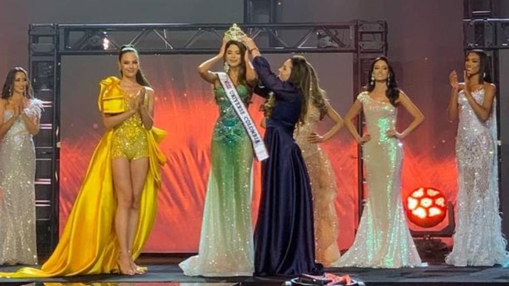 Miss Universe Colombia: Miss Bolivar, Laura Olascuaga, nueva reina...