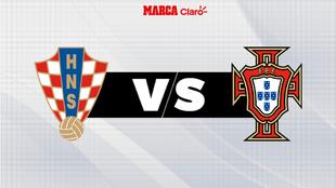 Croacia vs Portugal: Horario y dónde ver hoy en vivo.