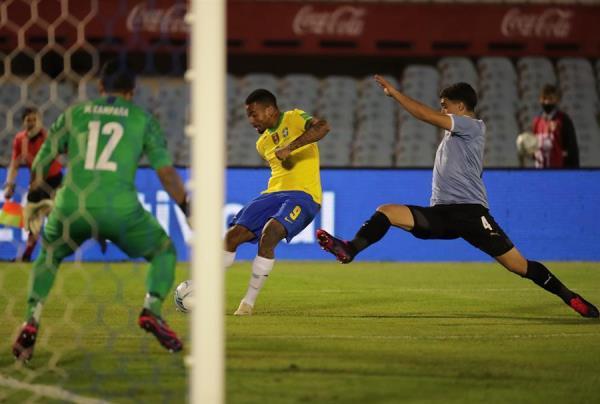 Marcador hoy: Uruguay 0-2 Brasil: Resumen, goles y marcador final del  partido por las Eliminatorias Qatar 2022   MARCA Claro Colombia