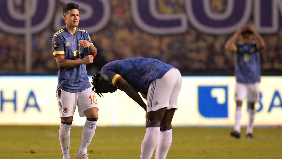 Análisis de las derrotas de la Selección Colombia ante Uruguay y...