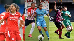 Los cuartos de final de la Liga Femenina BetPlay Dimayor.