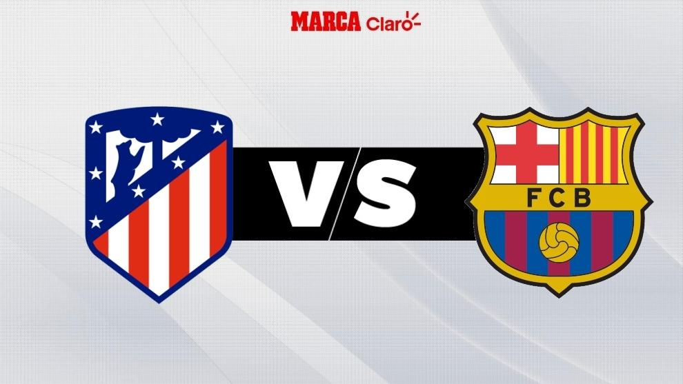 Atlético de Madrid vs Barcelona: en vivo el partido de la jornada 10...