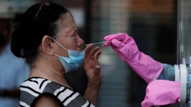 Colombia llegó a los 35.104 muertos por coronavirus.
