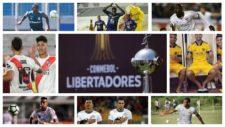 Los colombianos que lucharán por la Copa Libertadores de América.