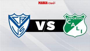 Vélez Sarsfield vs Deportivo Cali: horario y dónde ver por TV en...