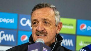 Enrique Camacho, preocupado por el momento de Millonarios
