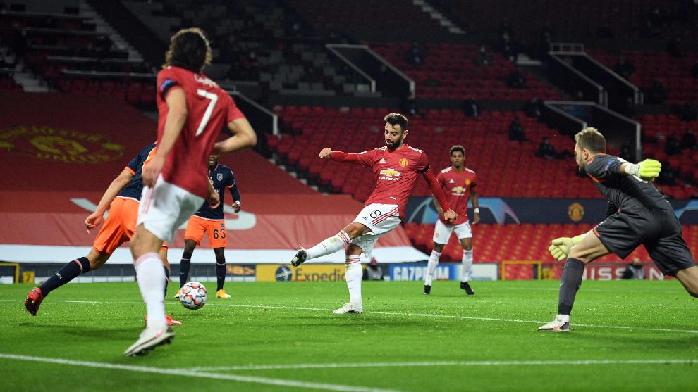 Bruno Fernandes lidera la victoria del Manchester United sobre el ...