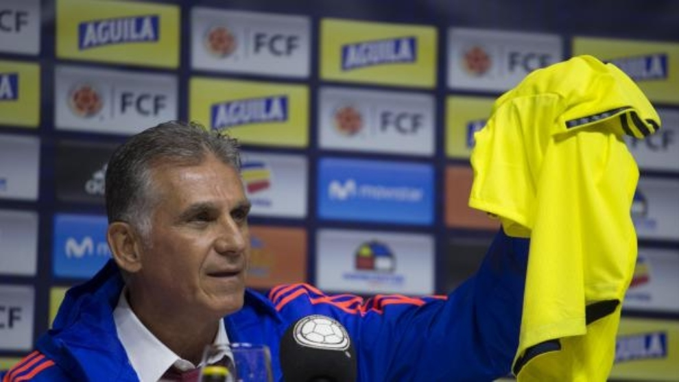 ¿Seguirá Carlos al mando de la Selección Colombia?